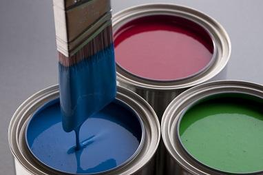 تولید رنگ، چسب و رزین