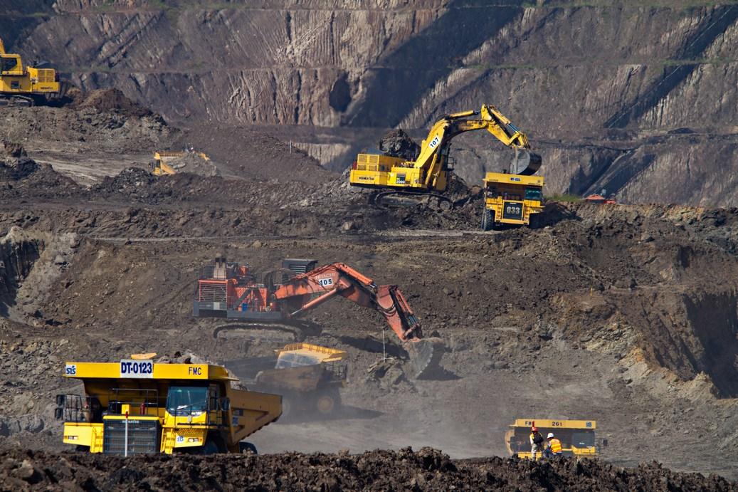 تجهیزات معدنی (Mining equipment)